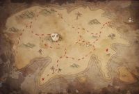 Blank Pirate Map Template New Treasure Map Wallpapers Group 58