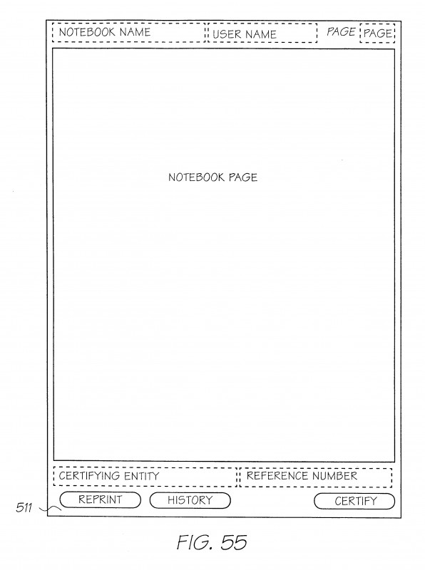 Blank Prescription Pad Template Awesome Us6718061b2 Method And System For Note Taking Using A Form