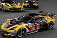 Blank Race Car Templates Awesome Larbre Competion Team C7r Chevrolet Corvette Corvette