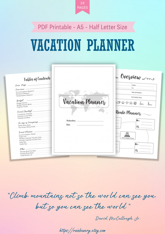 Blank Suitcase Template Awesome 14343 Best Planners Printable Images In 2020 Planner
