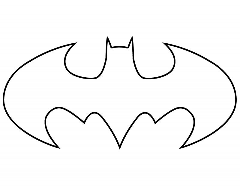 Blank Superman Logo Template New Free Superman Symbol Outline Download Free Clip Art Free