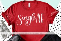 Blank Tshirt Template Pdf Awesome Single Af