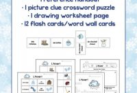 Blank Word Wall Template Free Awesome French Winter Sugaring Off Word Wall and Vocabulary Games