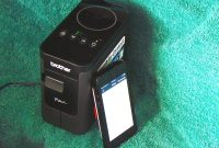 Brother Label Printer Templates New Brother Bluetooth Label Printer