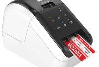 Brother Label Printer Templates New Brother Ql Series Ultra Fast Wireless Label Printer Ql810w