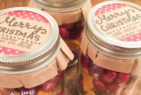Canning Jar Labels Template Awesome Christmas Potpourri Gift Jars Firstgraderoundup