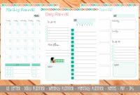 Canning Jar Labels Template New Us Letter Printable Planner 8
