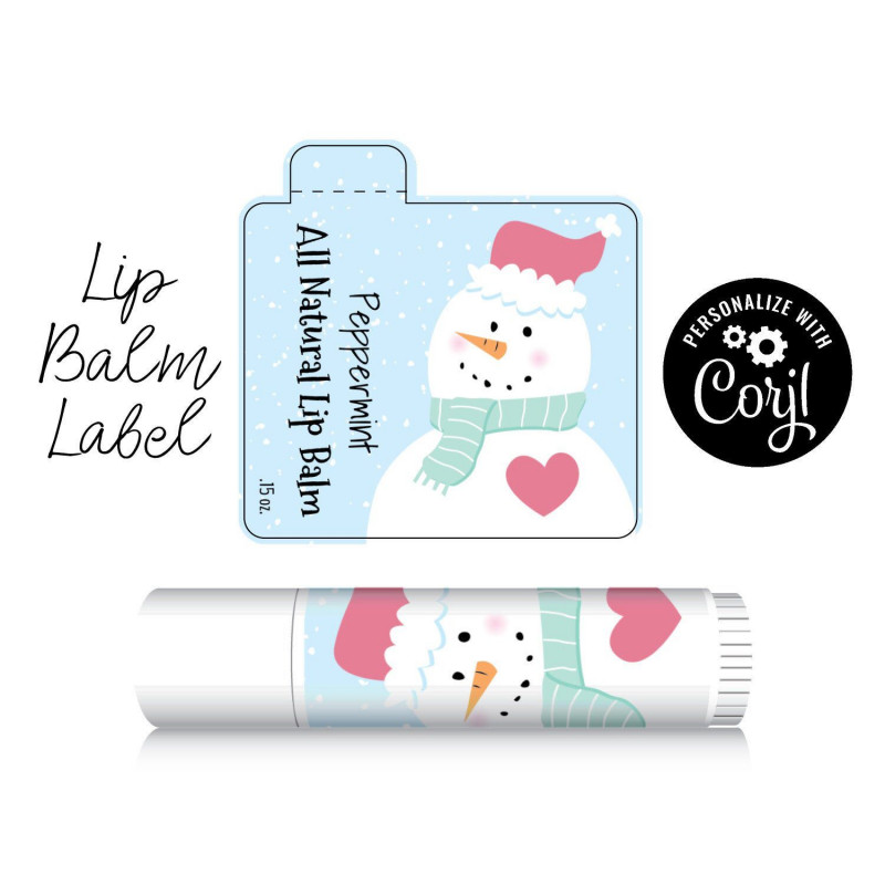 Dessert Labels Template Awesome Excited to Share This Item From My Etsy Shop Lip Balm