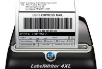 Dymo Label Templates for Word Awesome Dymo Labelwriter 4xl Wide format Label Printer for Pc and