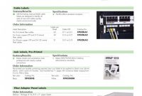 File Cabinet Label Template Awesome Hubbell Labeling solutions Pages 1 4 Text Version