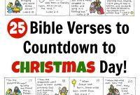 Fill In the Blank Family Tree Template Unique Bible Verse Advent Countdown for Kids Free Printable