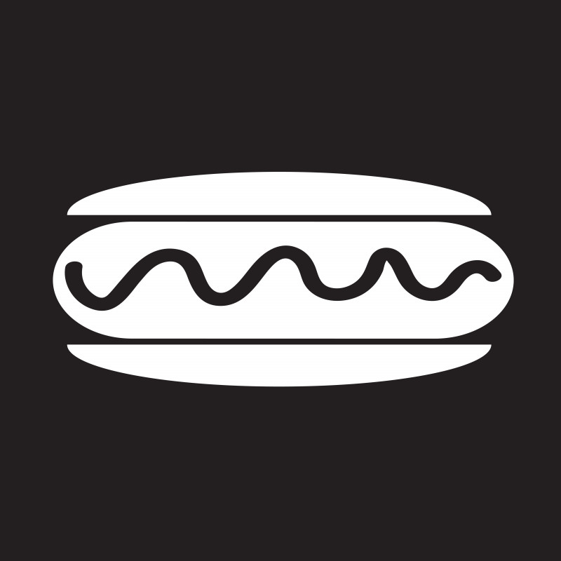 Food Label Template For Party Awesome Wurst Hot Dog Symbol Download Kostenlos Vector Clipart