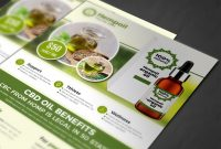 Food Product Labels Template Awesome Hemp Product Flyer with Images Flyer Flyer Template