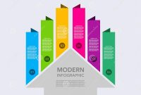 Free Blank Bookmark Templates to Print Unique Business Modern Infographic Vector Infographics Timeline