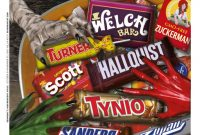 Free Blank Candy Bar Wrapper Template Awesome Seven Days October 31 2018 by Seven Days issuu