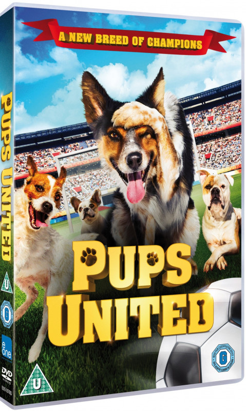 Free Mailing Label Template New Pups United Dvd Free Shipping Over A20 Hmv Store