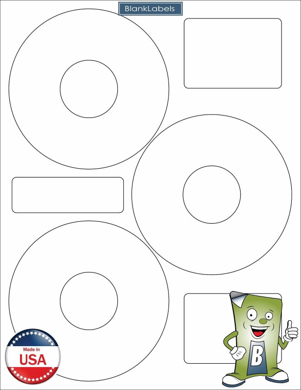 Free Memorex Cd Label Template For Word New 300 Cd Dvd Disk Laser Ink Jet Labels Compatible Neato Clp 192301 100 Sheets 3
