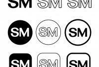 Free Online Label Templates New Service Mark Symbol Symbol Zeichen Download Kostenlos
