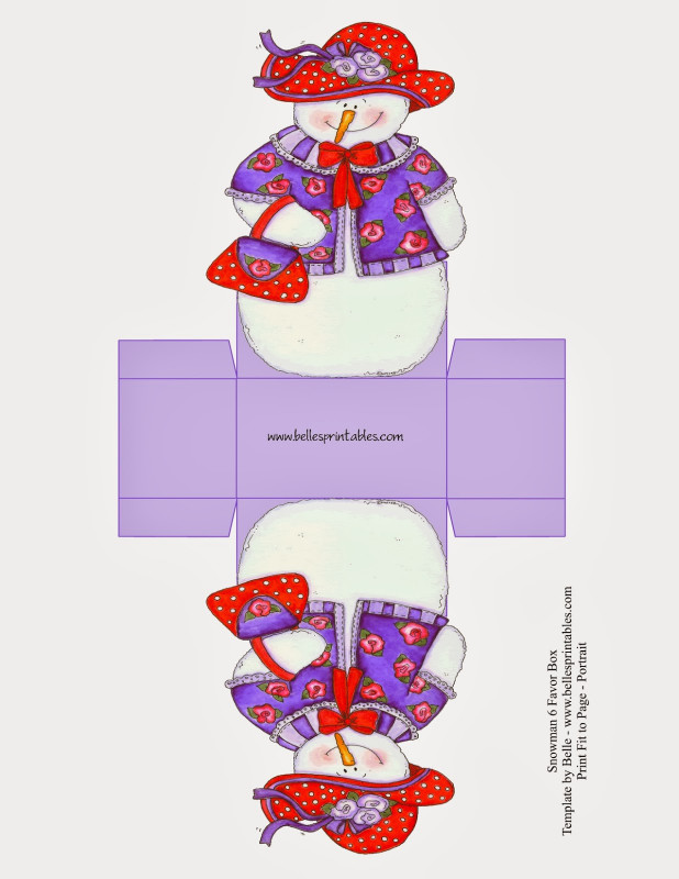 Free Printable Vintage Label Templates Awesome Snowman Free Printable Boxes In Different Styles Oh My