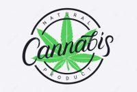 Free Printable Vintage Label Templates Unique Cannabis Hand Written Lettering Logo Label Emblem Badge