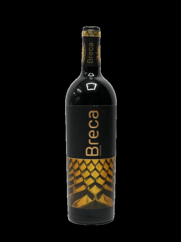 Free Wedding Wine Label Template Unique 2016 Bodegas Breca Garnacha Aragon Old Vines