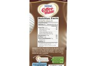 Hand Sanitizer Label Template Awesome Liquid Coffee Creamer Cafe Mocha 0 38 Oz Mini Cups 50 Box 4 Boxes Carton 200 total Carton