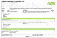 Hmis Label Template Unique Lovely iso 14001 2015 Template Free Download Template