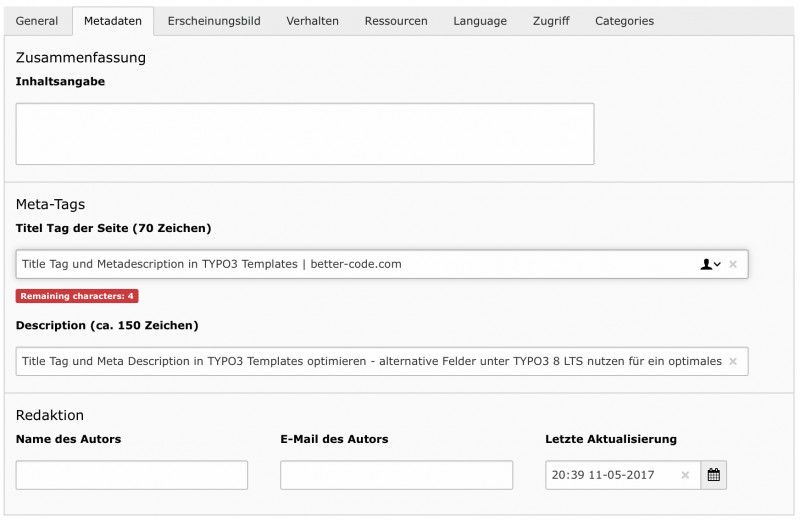 Homemade Vanilla Extract Label Template New Title Tag Und Metadescription In Typo3 Templates Better