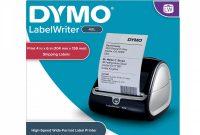 Label Printing Template Free New Dymo 1755120 Labelwriter 4xl thermal Label Printer