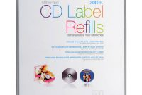 Memorex Cd Labels Template Unique Memorex Cd Label Refill Template Trovoadasonhos