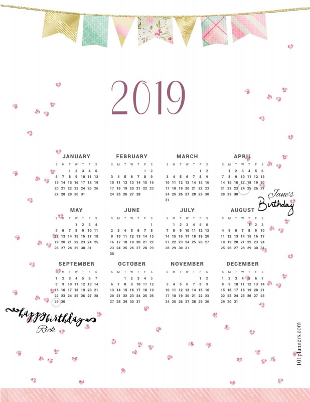Month At A Glance Blank Calendar Template Unique Lala Ramswaroop Calendar March 2019 Pdf