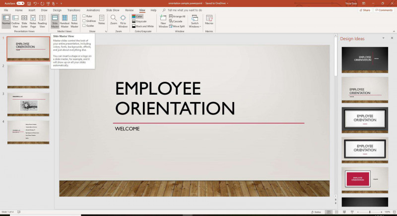 Office Max Label Templates New Copy A Powerpoint Slide Master To Another Presentation