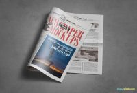 Old Blank Newspaper Template Unique 31 Free Newspaper Templates for Publishers 2020 Colorlib