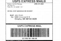 Package Mailing Label Template Unique Corporate Express Label Template Pensandpieces