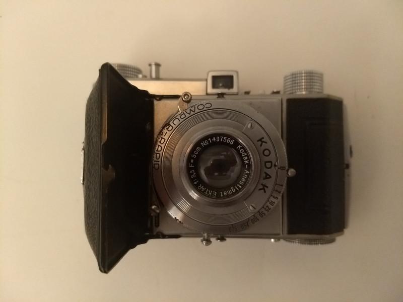 Polaroid Mailing Labels Template New Kodak Retina Compur Rapid Anastigmat Klapp Kamera Mit Ektar 5 Cm F 35 Objektiv