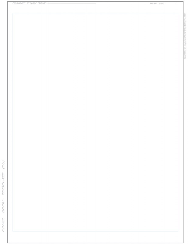 Printable Blank Comic Strip Template For Kids Unique Comic Template Photoshop Free