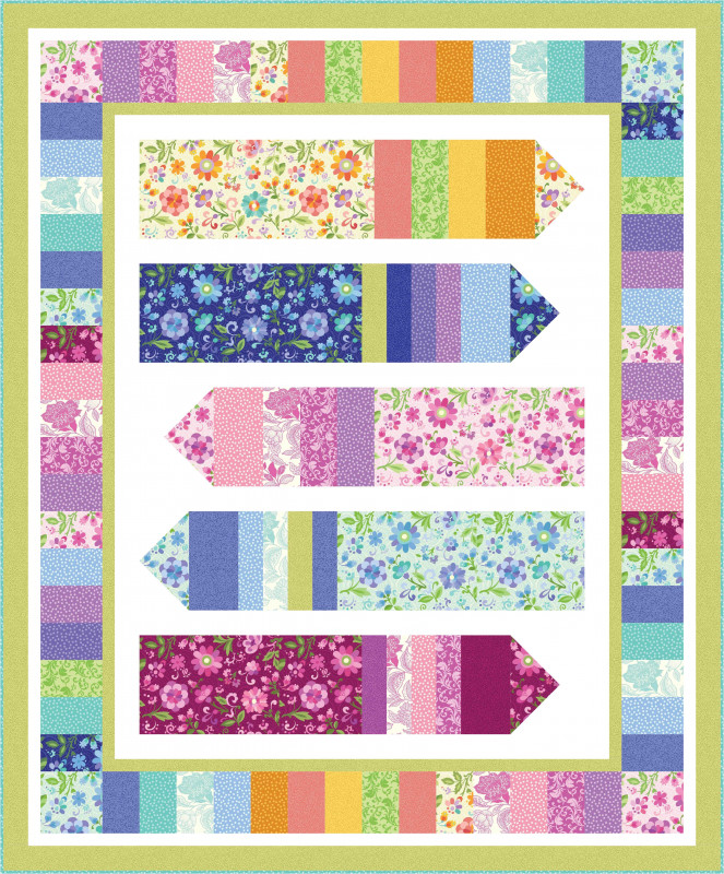 Quilt Label Templates Unique Check Out Our Free Candy Crayons Quilt Pattern Using The