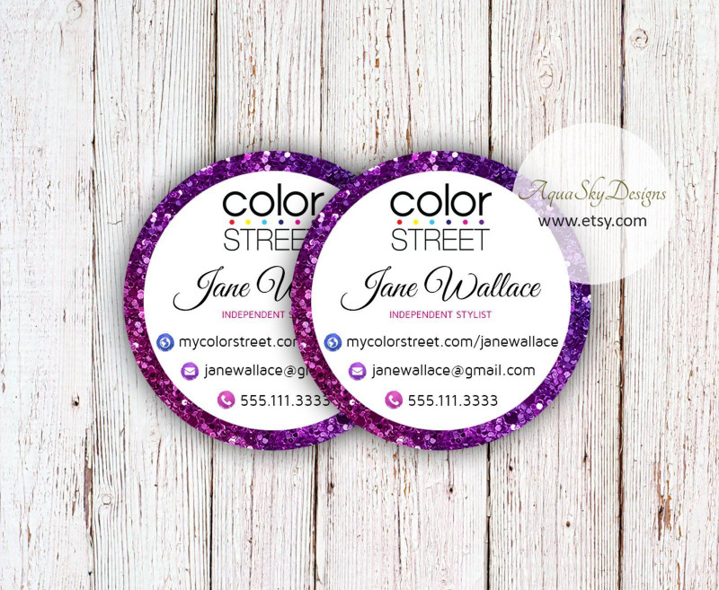 Round Sticker Labels Template Awesome Color Street Stickers Printable Custom Stickers Template