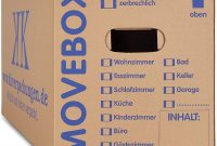 Secondary Container Label Template Awesome 10 X Umzugskartons Movebox 2 Wellig Doppelter Boden In Profi Qualita¤t 634 X 290 X 326 Mm