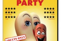 Shipping Label Template Online Unique Sausage Party Dvd Free Shipping Over A20 Hmv Store