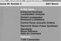 Staples Dvd Label Template New Aes E Library A Complete Journal Volume 49 issue 3