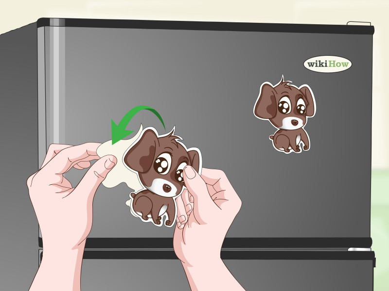 Sticker Label Printing Template Unique How To Print Vinyl Stickers 12 Steps With Pictures Wikihow