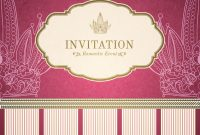Sweet Labels Template New Retro Princess Invitation Template Download Free Vectors