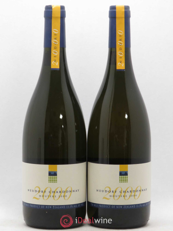 Template for Wine Bottle Labels Unique Nelson Neudorf Vineyards Moutere Chardonnay 2000