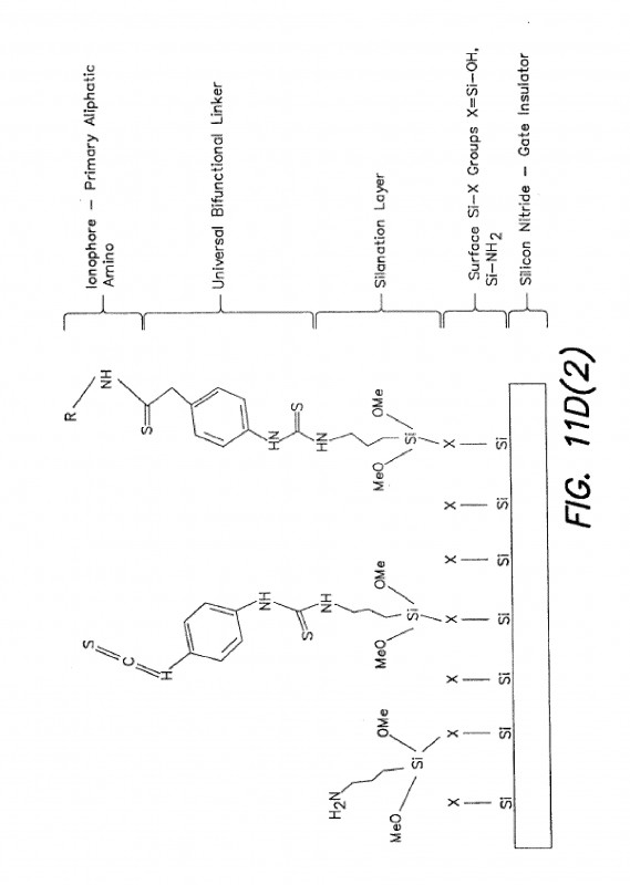 Universal Label Templates Awesome Us8450781b2 Methods And Apparatus For Measuring Analytes