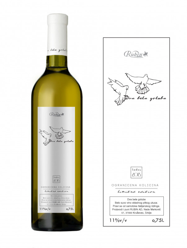 Wine Label Template Word Awesome Concept For Company Rubin Krusevac Label For White Wine