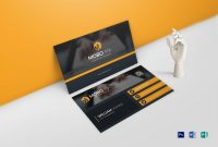 2 Sided Business Card Template Word Unique Double Sided Business Card Template Double Sided Business