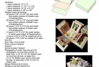 3d Heart Pop Up Card Template Pdf Awesome Card Templates Slideshow Exploding Box Template Exploding