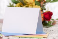 4×6 Note Card Template New How to Make A Folding Card