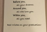 52 Things I Love About You Cards Template Unique 187 Best Graduation Card Ideas Images Graduation Cards